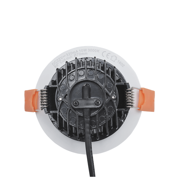 Residential 10W Dimmable LED Downlight