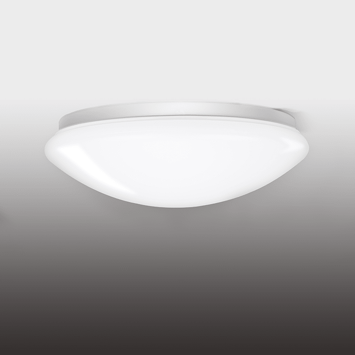 24W LED Ceiling Oyster Light