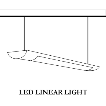 New Linear light, which fascinating the world at the Frankfurt 2016.