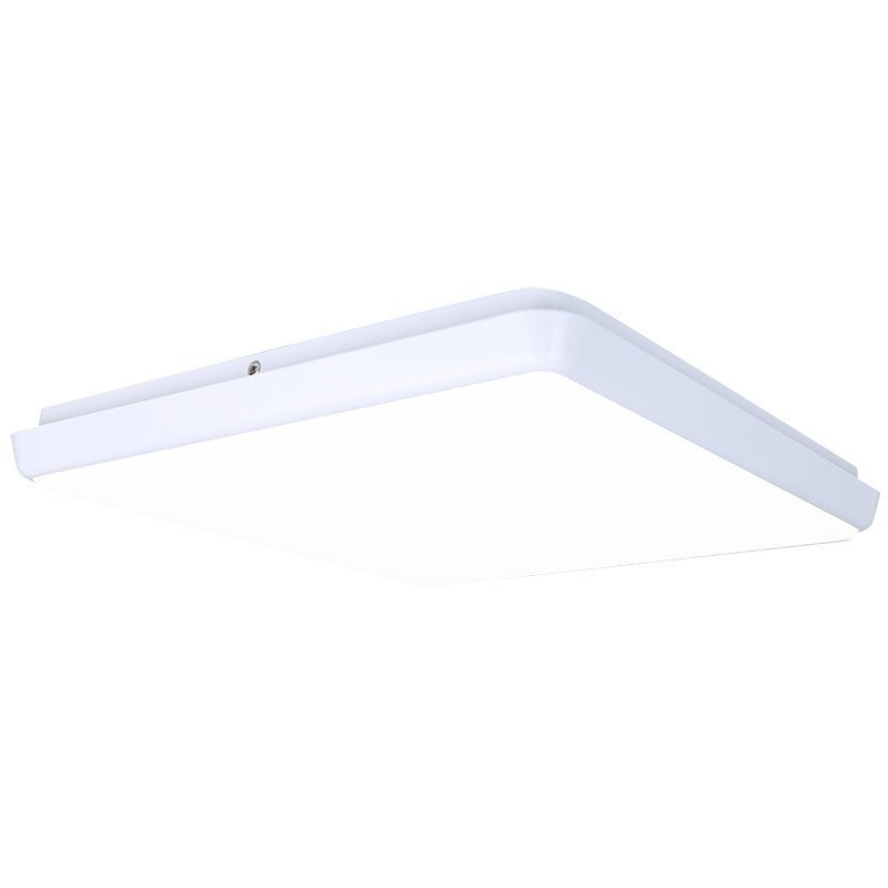 18W Square LED Ceiling Oyster Light
