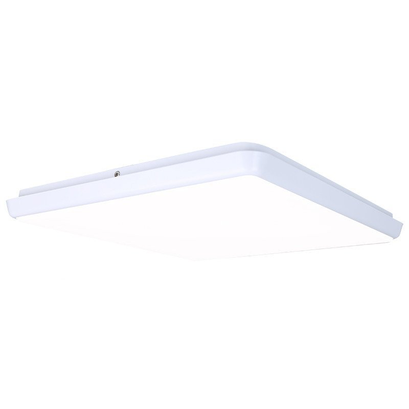 28W Square LED Ceiling Oyster Light