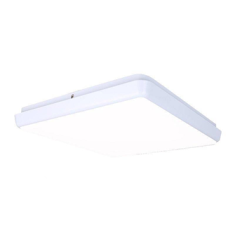 12W Square Slim LED Ceiling Oyster Light