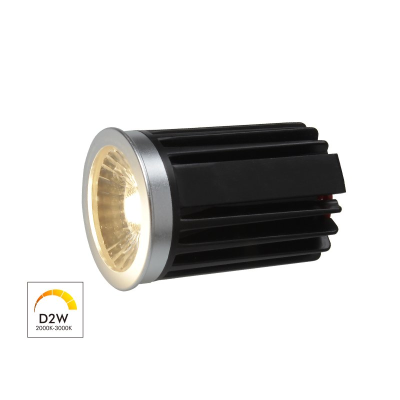 Dim to Warm 13W COB LED MR16 Module
