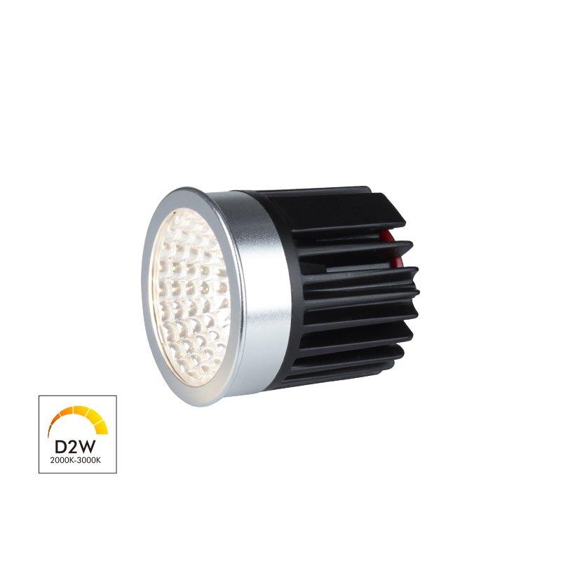 Dim to Warm 6W COB LED MR16 Retrofit
