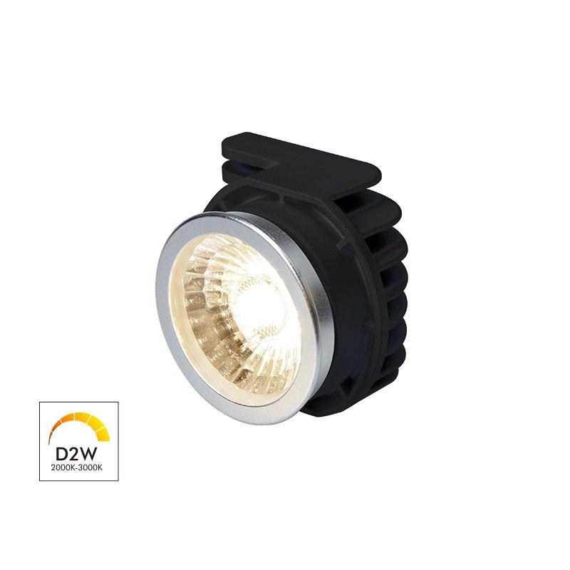 D2W IP44 9W COB LED MR16 Module