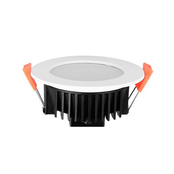 Polycarbonate 13W Flush Round LED Downlight
