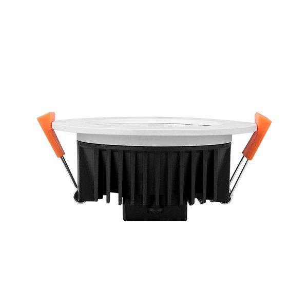 Polycarbonate 13W Flush Round LED Downlight
