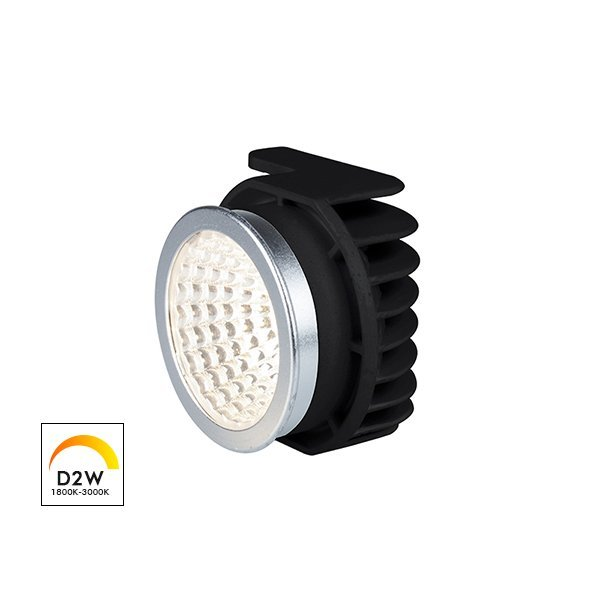 D2W IP44 9W COB LED MR16 Retrofit