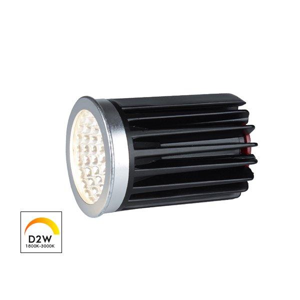 Dim to Warm 13W COB LED MR16 Retrofit