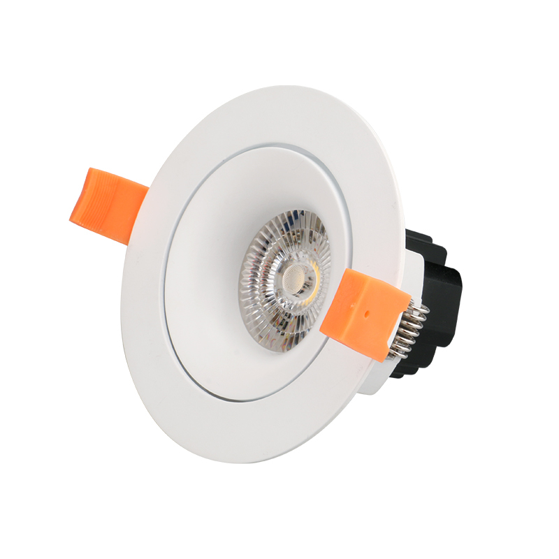 8W AC COB LED MR16 Module
