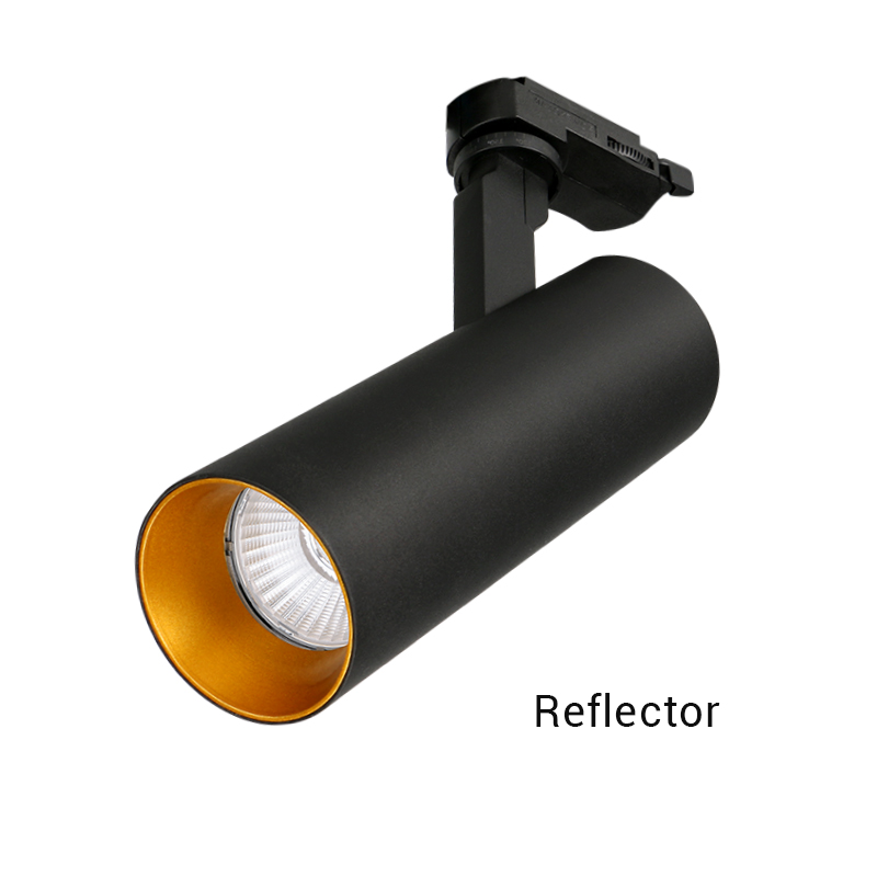 20W Flicker free dimmable track light