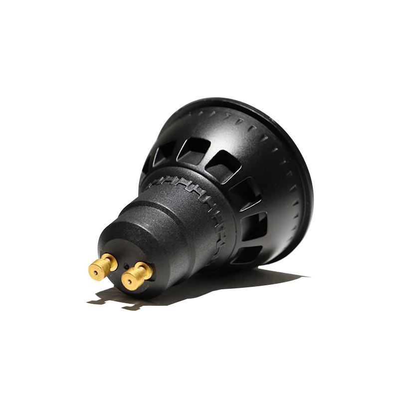 4.5W dimmable COB MR16 GU10 light source