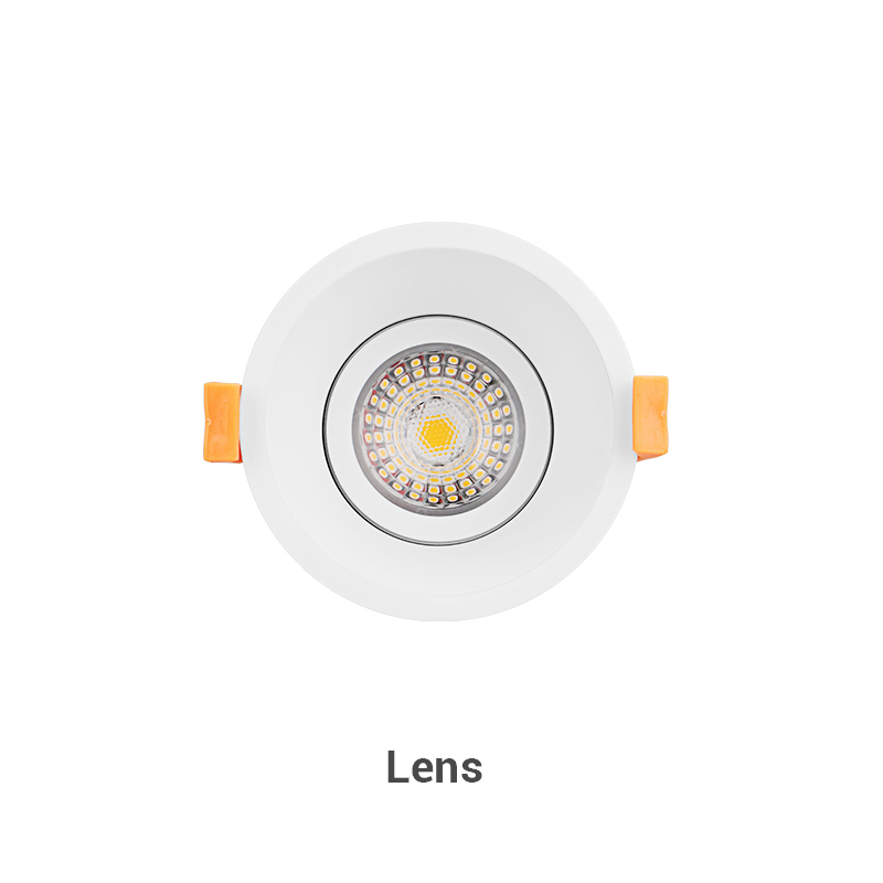 Low Glare 10W Dimmable LED Downlight