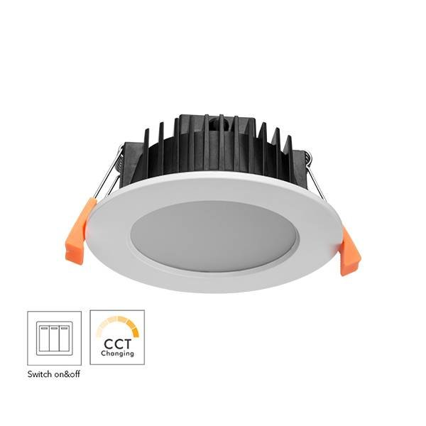 Switch Changeable CCT 13W Home LED Down Light